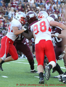 2012 Western State at West Texas A&M