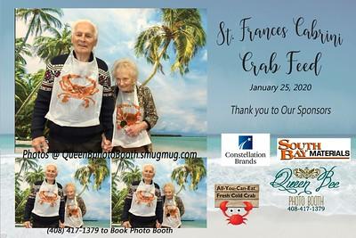 St Francis Cabrini Crab Feed 2020