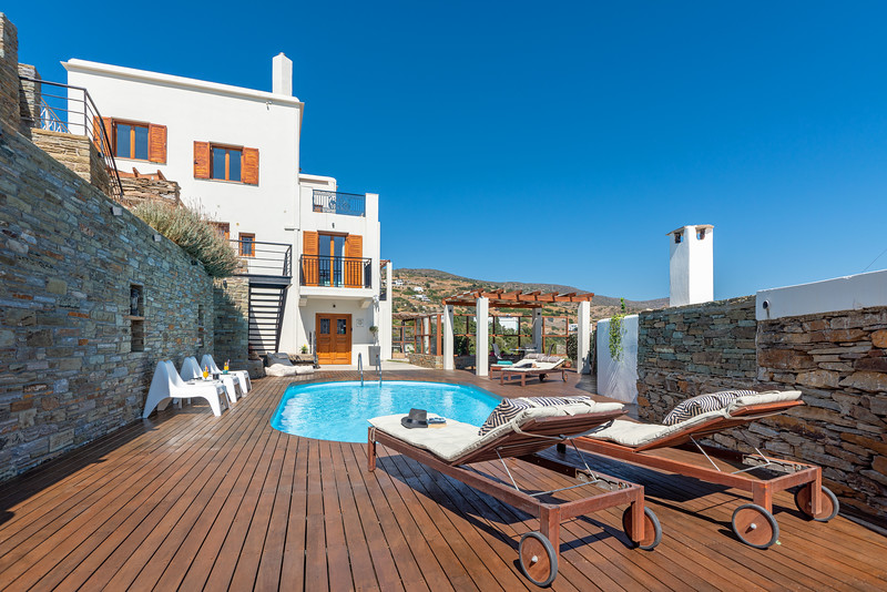 BELVEDERE ANDROS ΙΙ, Suites, Andros, Greece