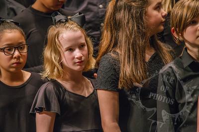 2018 6th Grade Honor Chorus