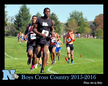 2015-2016  Boys Cross Country
