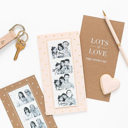 Sugar Paper Valentines Lido