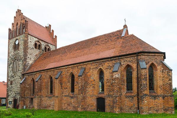 Nitzow Kirche