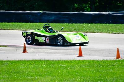 2021 SCCA Steel Cities Reg CR Grp 3 Sun Race