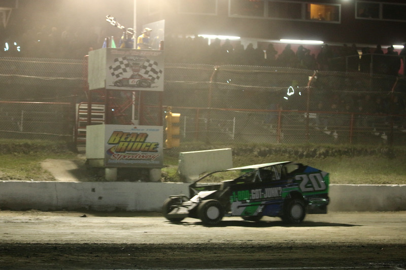 9-24 Swenson Insurance King Of Dirt Season Finale