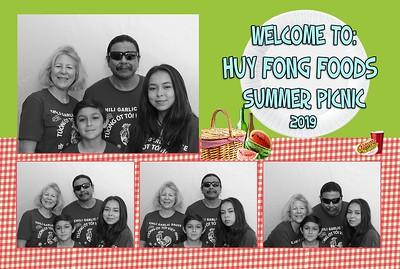 June 1, 2019 Sriracha Summer Picnic