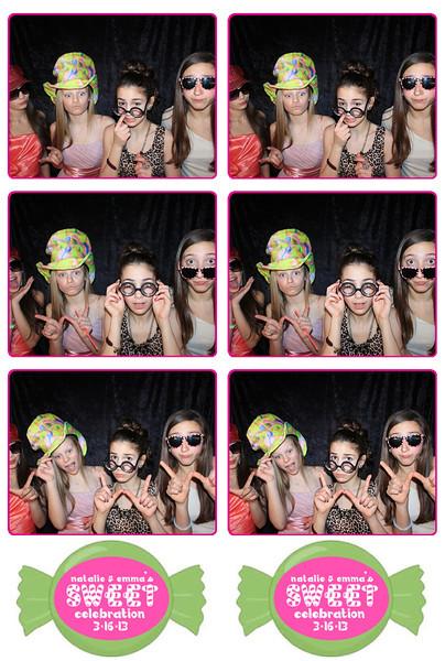 Natalie & Emma's Sweet Celebration