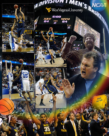 WVU Sport Collages
