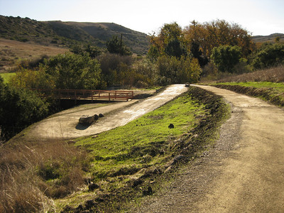 Bommer Canyon ADA Trail Project