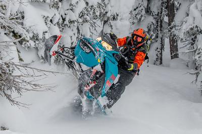 2019 Ski-doo Mountain Sleds:Crossovers