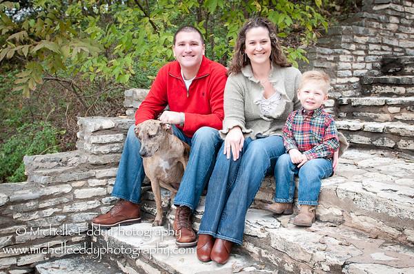 The C Family Portraits - 2011