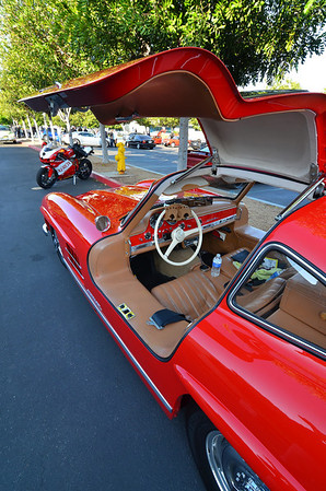 Cars and Coffee - October 13, 2012