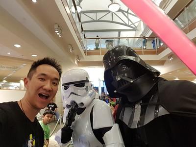Santa Clara Library Comic Con 2016