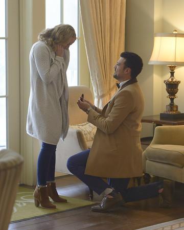 Erin Murphy and Danyel Delgado Engagement