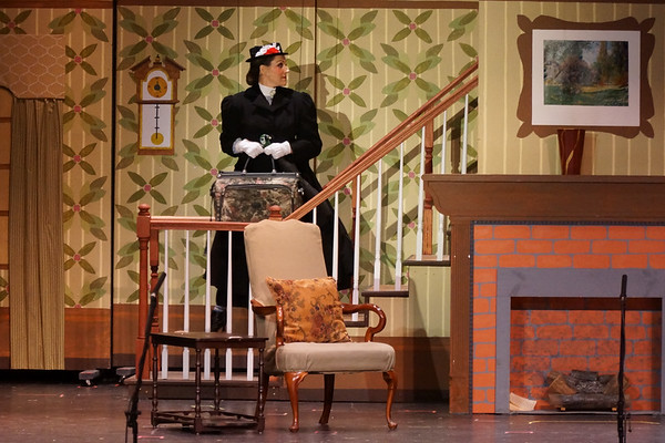 Colchester Community Theater - Mary Poppins (2019)