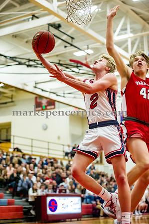 Basketball SHS vs Park City High 1-31-2020