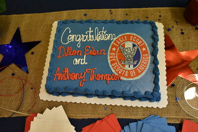 Troop 114 Eagle Ceremony