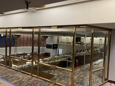 Assembly Hall 2020-2021 renovations