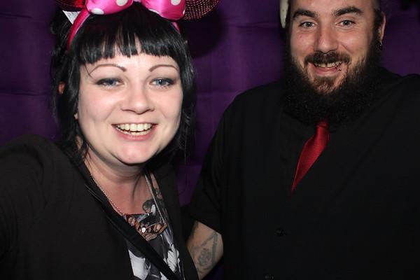 Mr & Mrs Critcher