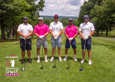 Mid Penn Bank Celebrity Golf Classic 2021