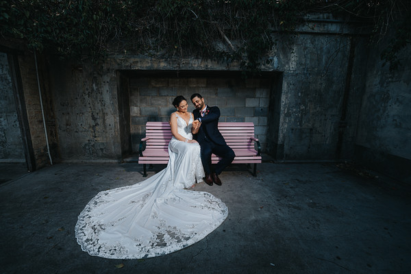 Wedding Photography at North Shore Cafe