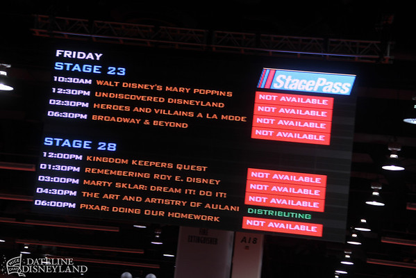 08-09-13 D23 Expo - Day 1