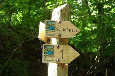 Odenwald 3-daagse september 2008: dag3
