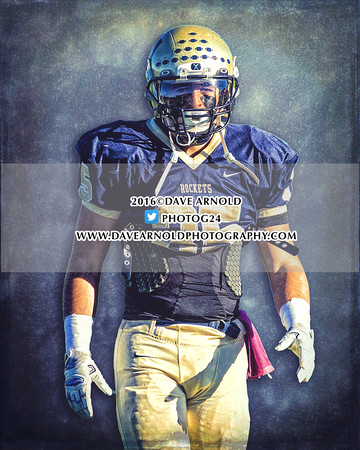 10/23/2016 - Varsity Football - Brookline vs Needham