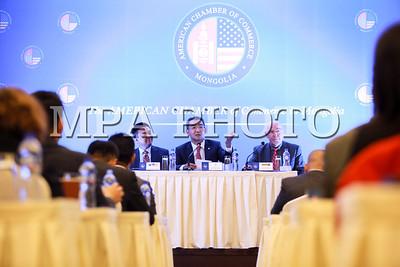 Монгол дахь Америкийн Худалдааны танхимын гишүүдтэй уулзалт хийлээ