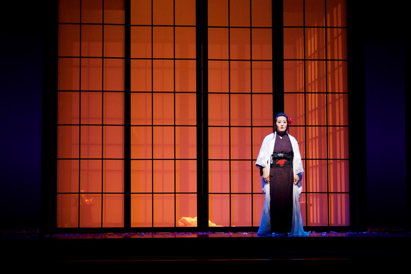 2017 - Madame Butterfly