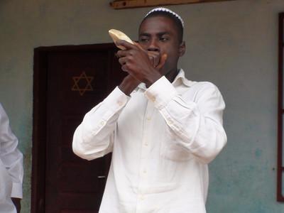 Rosh Hashana, 2011 - Cameroon