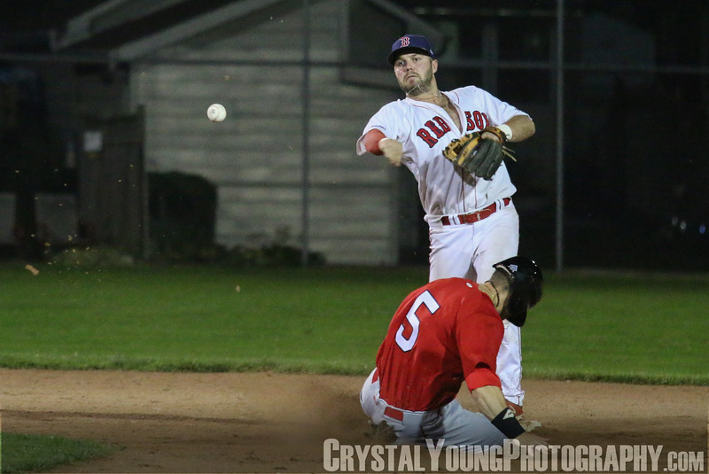 Brantford Red Sox vs. Hamilton Cardinals August 1, 2018