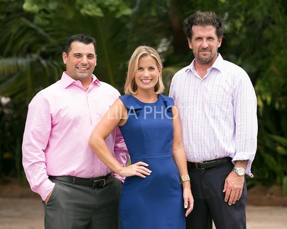 Chris, Sarah & Brett