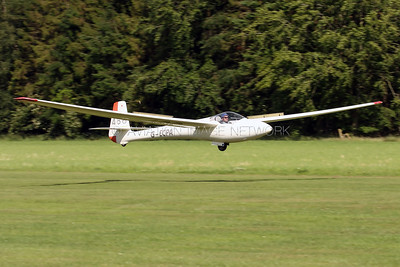 Glasflugel H-201