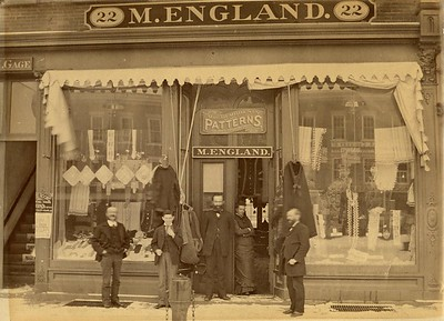 Looking back at England Brothers Department Store in Pittsfield