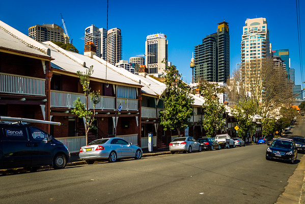 Millers Point : High Street