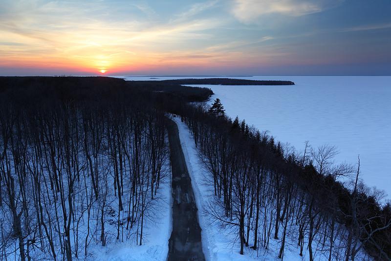 Touching Treetops - Peninsula State Park (Door County - Wisconsin)