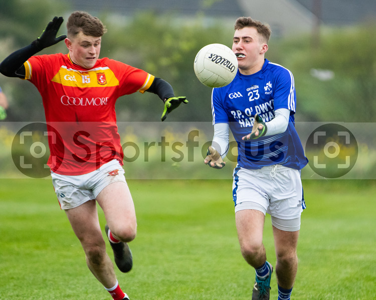 """Sunday, April 14 2019 """"Tipperary Water"""" Tipperary Senior Football Championship Group D Round 1 - Killenaule vs Eire Og Annacarthy Donohill"""