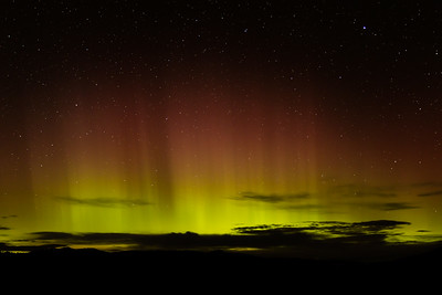 Aurora Australis - 23 April '17, Twizel