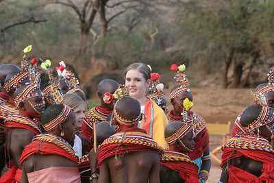 Samburu Goat Celebration