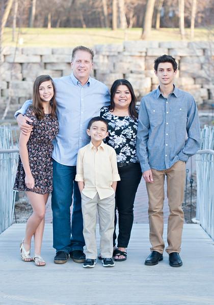 Henschen Family