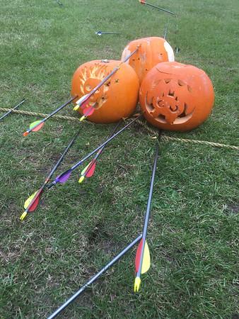 20181027 Halloween archery