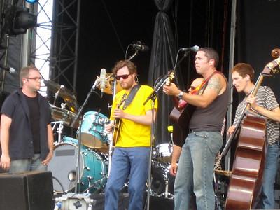 2005-7-30 - Dave Matthews at Randalls Island