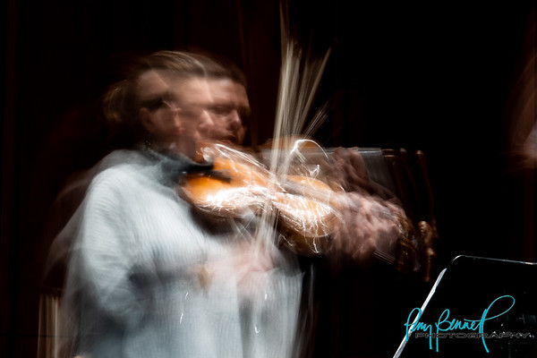 """11-15/16-2019 WVSO Dress Rehearsals, """"Violin or Fiddle?"""""""