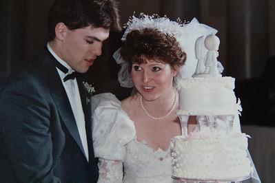 John & Emilie 1991