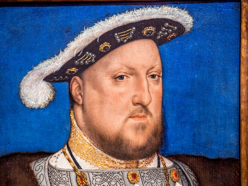 02032 Hans Holbein el Joven 1537 Portrait of Henry VIII of England.jpg
