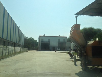 Maintenance Shed - Weatherford