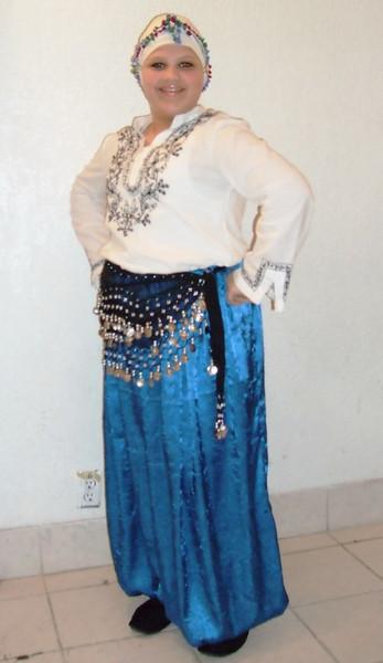 Berina Pašić is KUD SEVDAH member since 2001. She was born in Berlin, Germany.