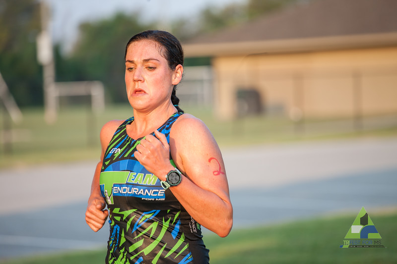 Day 3 of Trifest for MS featured the Olympic distance and concluded the Trifesta and weekend of triathlon fun at Memorial Park, Bentonville.