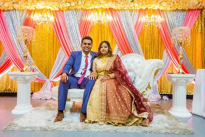 Akash and Komal
